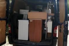 Автомобильная перевозка вещей
